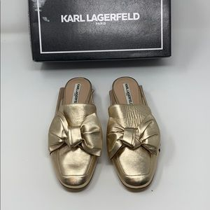 Karl Lagerfeld Shoes - Karl Lagerfeld flats from display